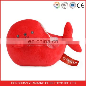 Wholesale plush red sea lion animal stuffed toy