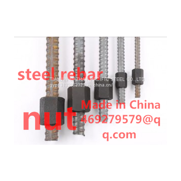 PSB830 grade 15/17mm high tensile threaded bars for building