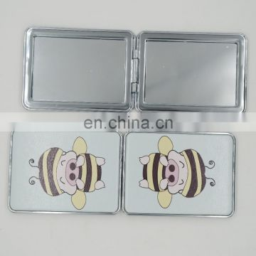 New fashion folding cosmetic make up pocket mirror for travel