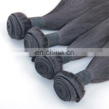 Hot selling 100% human hair extension unprocessed virgin malaysian hair