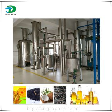 Crude oil refining plant, crude palm oil refinery machine, Seed extraction machine