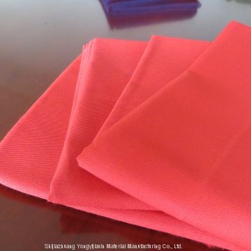 China manufacture 100% twill polyester fabric