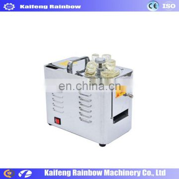 Professional Good Feedback Chinese herbal medicine slice cutting machine/Stainless Steel slicer machine