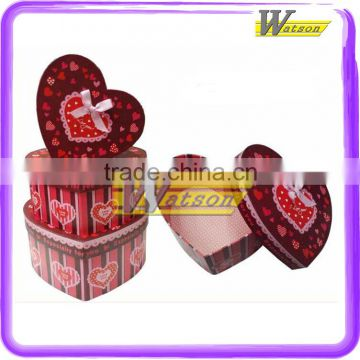 Sweety wedding candy customized shape gift box packaging , paper box gift box packaging box