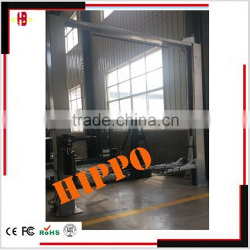 Factory Price 2 Post Clear Floor Two Post Lift Of Car Service Lift