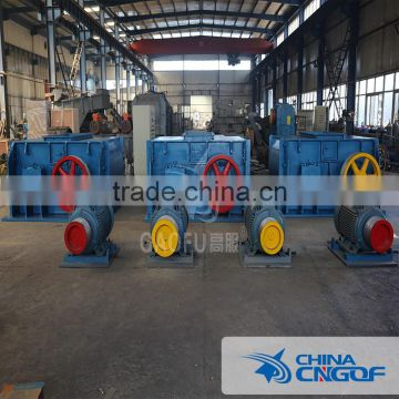 Xinxiang high efficiency limestone roller crusher with hot selling