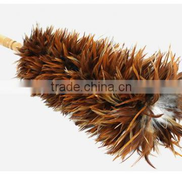wood handle cock feather duster of FEATHER DUSTER from China ...