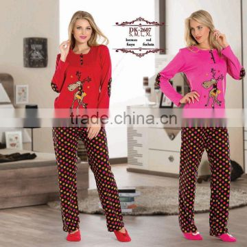 ea17147b6a girls 2016 winter turkish cotton pajamas wholesale of Winter Pyjama from  China Suppliers - 157117448