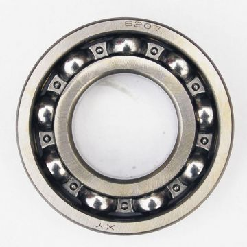 Long Life Adjustable Ball Bearing 6807 2RS ABEC-5 17*40*12