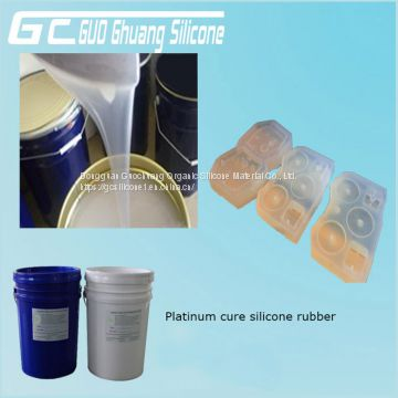 Platinum Cure liquid molding Silicone Rubber for rapid Prototyping