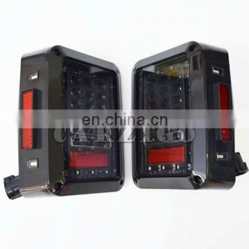 hotsell 2016 new product with Rear Turn Singal Reverse Lights DOT SAE Emark approved LED Brake Tail Lights