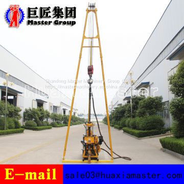 200 Meters HZ-200Y hydraulic deep water well drilling rig