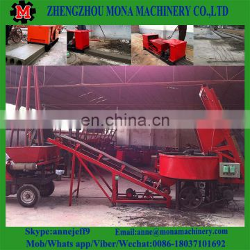 concrete roof tile making machine prefabricated house production line