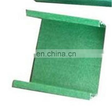 Fiberglass reinforced plastic cable tray with high strength