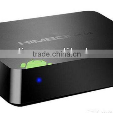 Arm Cortex A9 HiMedia Q1 Android Arabic TV box with India