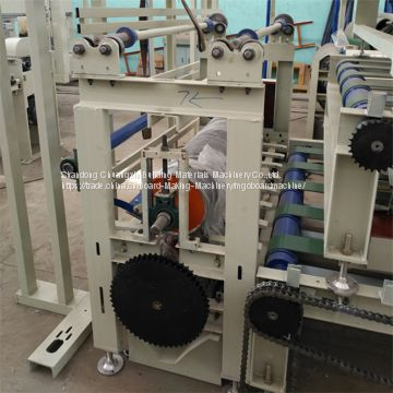 Fireproof mgo partition board equipment