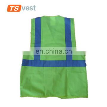 Best price reflective safety vest coat Sanitation vest Traffic safety warning clothing vest