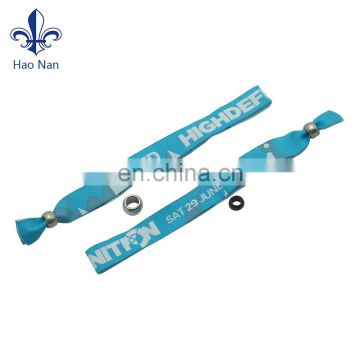Cheap bracelets products from china wrist band tickets for Music festival