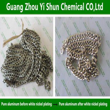 Aluminum nickel plating plant Aluminum electroless nickel plating Aluminum  direct chemical nickel plating liquid