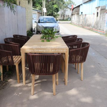 Supply of solid wood armchair