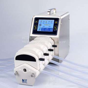 Hot Sale LCD Touch Screen Peristaltic Pump price