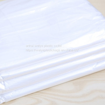 HDPE Material Disposable bath bag for travel or business trip