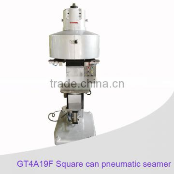 High quality semi-automatic capper for cans