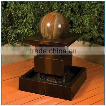 lndoor Natural Stone Floating Ball Fountain