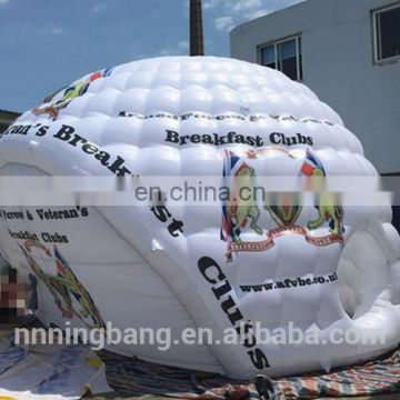 Ningbang hot sale White Inflatable Tent for Wedding\Party and Events