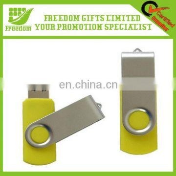 Promotional Swivel USB Flash Device