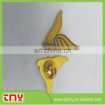 Hot Sale High Quality Cheap Price Metal Lapel Pins With Butterfly Clutch Manufacturer from China