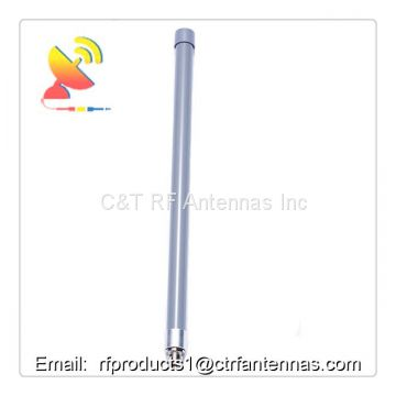 360 degree RF antennas 4G omnidirectional fiber glass antenna vertical polarization best buy