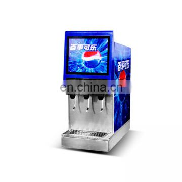 One tank 12L cold juicedispenserCold soft drinking machinecolajuicemachine