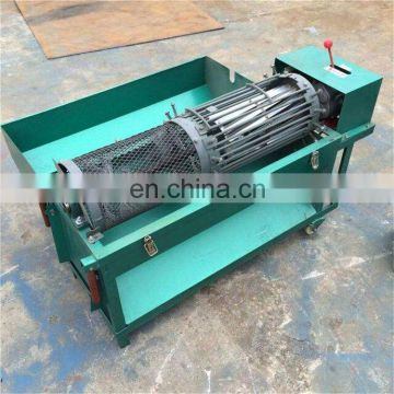 Good Quality Easy Operation walnut almond nut shell cracker separato rseparating machine