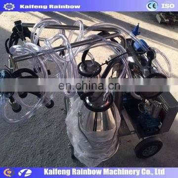 China suppliers electric milking machine for goat milking machine for goats