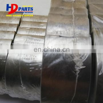Diesel Engine Parts NT855 Main and Con Rod Bearing STD