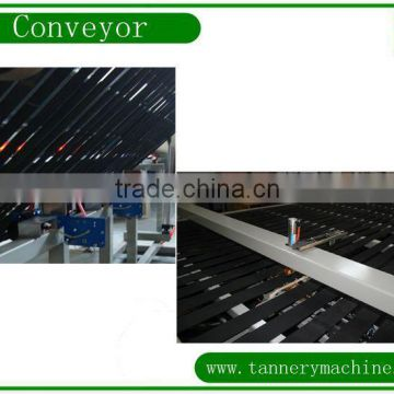 china leather buffing machine conveyor price of New Products