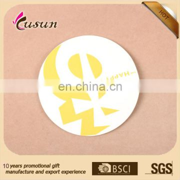 hot sell OEM bar supplies tissue paper coaster with customized design