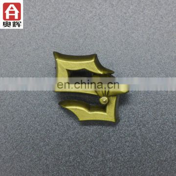 various custom design metal custom metal logo emblem