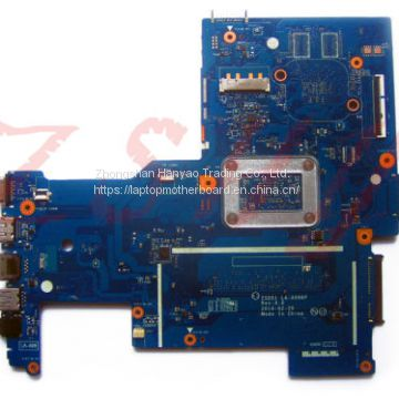 764003-601 for HP 255 G3 laptop motherboard E1-6010 LA-A996P 764003-501 Free Shipping 100% test ok