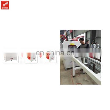 Plastic thermal break strip assembly machine cadre double verre at the Wholesale Price