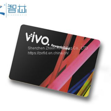 Printable SEL 5542 ,5528 Contact IC Card China Factory