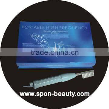 Portable high frequency beauty device