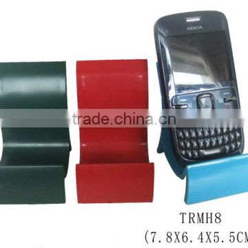 Plastic non-slip cell phone universal table display stand