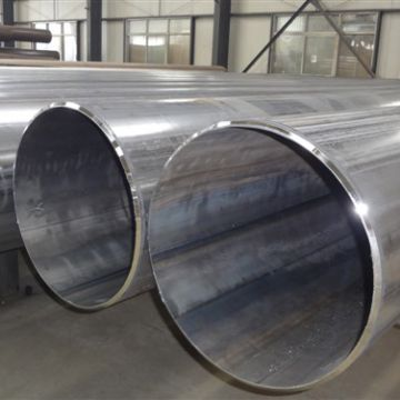 China LSAW Large Diameter Thick Walled Welded Steel pipe factory