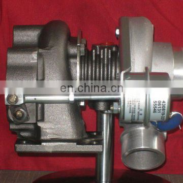 TB25 IVECO turbocharger