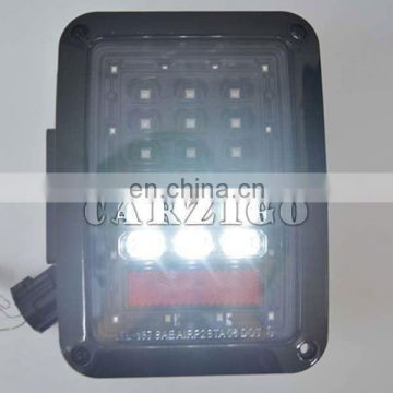 manufacturer direct sale from Carzigo/Mglory European/American version DOT LED tail light