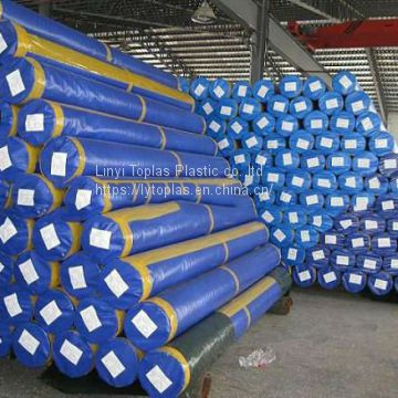 Tarpaulin rolls 2x50m blue/blue Thailand Indonesia Philippines Malaysia hot-selling durable fabrics truck covers