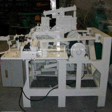 Double Loop Chains Making Machine