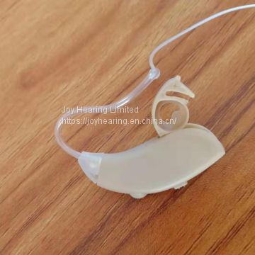 moderate to severe hearing loss analog thin tube economic cheap hearing aids